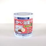 アトム 無臭かべ・浴室用塗料 ベージュ(公団カラー) 1.6L