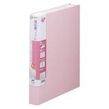 キングジム スキットマン 領収書ファイル A4 タテ型 2382 ピンク│ファイル クリアファイル