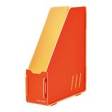 キングジム(KING JIM) カラーユニッツ マガジンボックス 7521 オレンジ│デスク周り用品