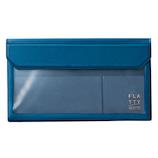 キングジム フラッティ バッグインバッグ 封筒サイズ 5362 ネイビー│インナーバッグ
