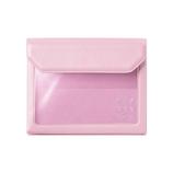 キングジム フラッティ バックインバック カードサイズ 5356 ピンク│インナーバッグ
