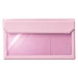 キングジム フラッティ バッグインバッグ 封筒サイズ 5362 ピンク