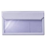 キングジム フラッティ バッグインバッグ 封筒サイズ 5362 ラベンダー│トートバッグ
