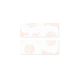 キングジム HITOTOKI(ヒトトキ) 便箋ふせん S 3040−003 フラワ−
