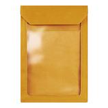 キングジム フラッティ ワークス(FLATTY WORKS) バッグインバッグ A5タテ 5414 黄色│インナーバッグ