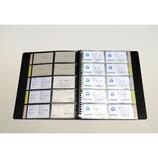 コレクト 名刺カードファイル 400枚用 CF‐714 黒