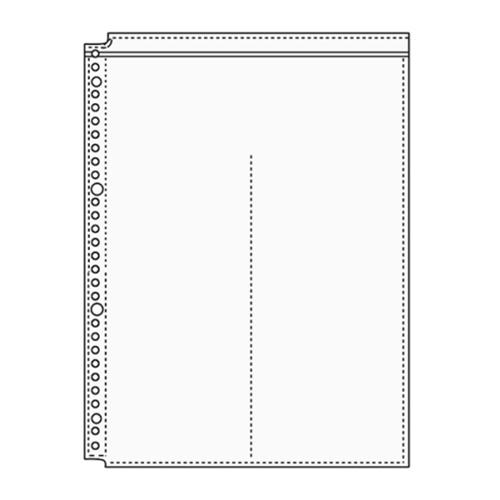 コレクト 透明ポケット A4L S84110 10枚入