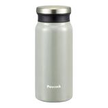 ピーコック ステンレスボトル 0.4L AMZ−40 アッシュホワイト
