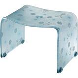 リス フィルロシュシュ バスチェアー M ペールブルー│お風呂用品・バスグッズ バスチェアー・風呂椅子