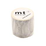 カモ井 mt×mina マスキングテープ タンバリングランデ 48mm MTMINA31 シルバー│シール マスキングテープ
