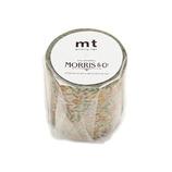 カモ井 mt×Morris&Co. ウィリアム・モリス 50mm MTWILL04 フルーツ│シール マスキングテープ