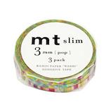 カモ井 mt slim 3mm MTSLIMS06 ポップ