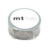 カモ井 マスキングテープ mt fabパールテープ MTPL1P03 波紋│シール マスキングテープ
