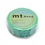 mt マスキングテープ 1P 蛍光グラデーション MT01D460 ブルー×イエロー│シール マスキングテープ