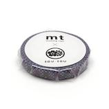 カモ井 マスキングテープ mt SOU・SOU MTSOU03 霰に華紋│シール マスキングテープ
