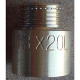 カクダイ 厚口ザルボ 6111 13×20mm