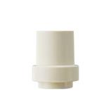 カクダイ 洗濯機用排水ホースエンド 4371-2 径3cm│配管部品材料・水道用品 排水ホース
