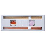 カワイ テトカ(tetoca) ギフトセット 栗×桃│食器・カトラリー お箸