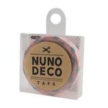 KAWAGUCHI ヌノデコテープ すももとはっぱ│手芸・洋裁用品 装飾用品