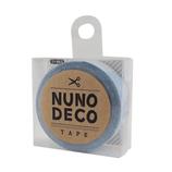 KAWAGUCHI ヌノデコテープ みずたまり│手芸・洋裁用品 装飾用品
