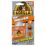 GORILLA ゴリラグルー 強力多用途接着剤 51mL 1770 クリア│接着剤