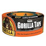 GORILLA ゴリラテープ 強力補修テープ 1776 ブラック│ガムテープ・粘着テープ 防水テープ
