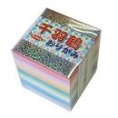 ハネフジ 千羽鶴折紙 │折り紙・和紙工芸 折り紙
