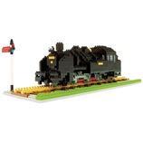 カワダ ナノブロック 蒸気機関車