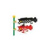 <東急ハンズ> カワダ ナノブロック 鯉のぼり画像