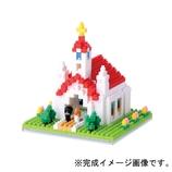 カワダ ナノブロック 教会 NBH087