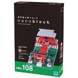 ナノブロック NBH108 稲荷神社│パズル 立体パズル