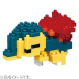 カワダ ナノブロック NBPM-029 ポケットモンスター ヒノアラシ│パズル 立体パズル