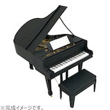 カワダ ペーパーナノ PN−138 グランドピアノ│工作用品 工作キット