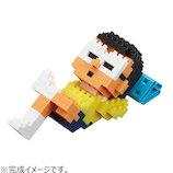 ナノブロック(nanoblock) I'm Doraemon のび太