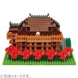 カワダ ナノブロック NBH-194 清水寺│パズル 立体パズル