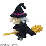 カワダ ナノブロック 魔女│パズル 立体パズル
