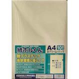 寿堂 紙ホルくんA4 淡クリーム 10枚入り 10651