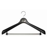 BestLine ジャケット回転スラックス50 ブラック│ハンガー・衣類収納 樹脂製ハンガー