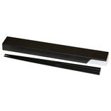クルール 箸・箸箱セット 22.5cm ブラック