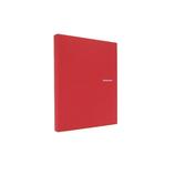 セキセイ レミニッセンス ミニポケットアルバム Lサイズ80枚 XP−80M レッド