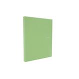 セキセイ レミニッセンス ミニポケットアルバム Lサイズ80枚 XP−80M グリーン