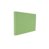セキセイ レミニッセンス ミニポケットアルバム 2Lサイズ40枚 XP−40G グリーン│アルバム・フォトフレーム ポケットアルバム