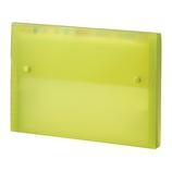 セキセイ ドキュメントファイル A4 MA−2111 ライトグリーン