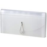 セキセイ ドキュメントファイル 長3サイズ MA‐2112 ホワイト