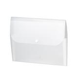 セキセイ セマック 薄型ドキュメントホルダー A4 MA‐3358 ホワイト│ファイル ドキュメントファイル