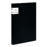 セキセイ アドワン リングファイル A4 AD−2225 ブラック│ファイル リングファイル