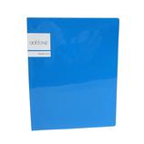 セキセイ ポケットファイルA5 AD−2655 ブルー