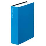 セキセイ 高透明フォトアルバム L240 KP−240 ブルー│アルバム・フォトフレーム ポケットアルバム