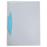 セキセイ レポートファイル ルララ PAL−80 ブルー