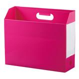 セキセイ ボックスファイル ヨコ AD−2651 ピンク